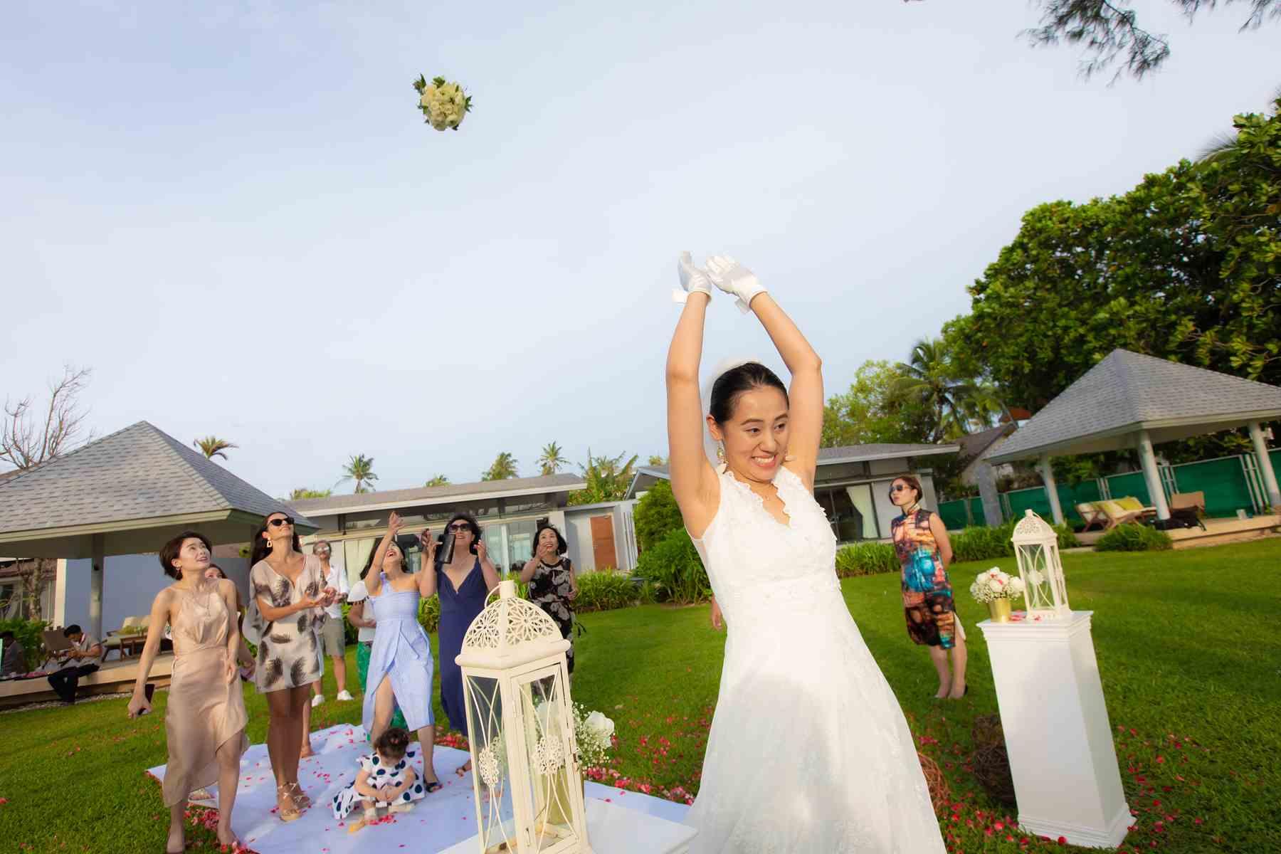 10 spannende Hochzeitsrituale aus aller Welt