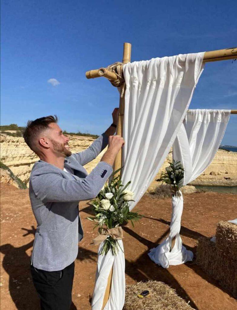 Heiraten an der Algarve - Hochzeitsplaner