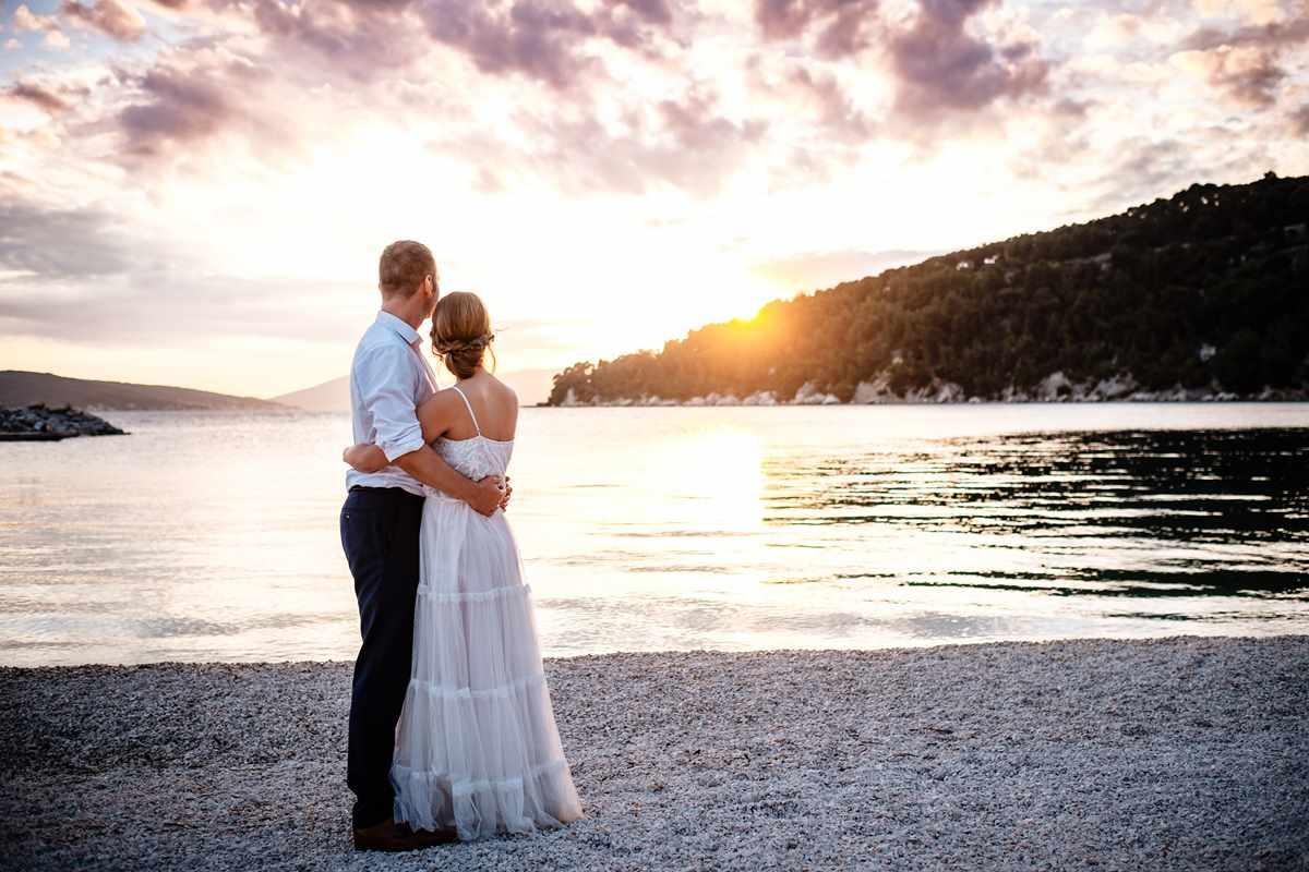Heiraten am Strand - Kroatien