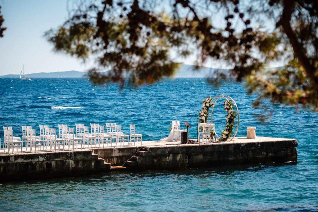 Hochzeit in Kroatien - Heiraten im Ausland