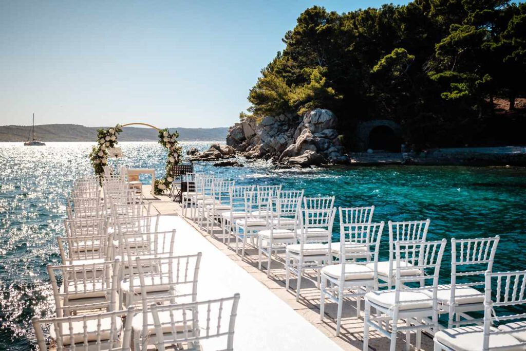 Hochzeit in Kroatien