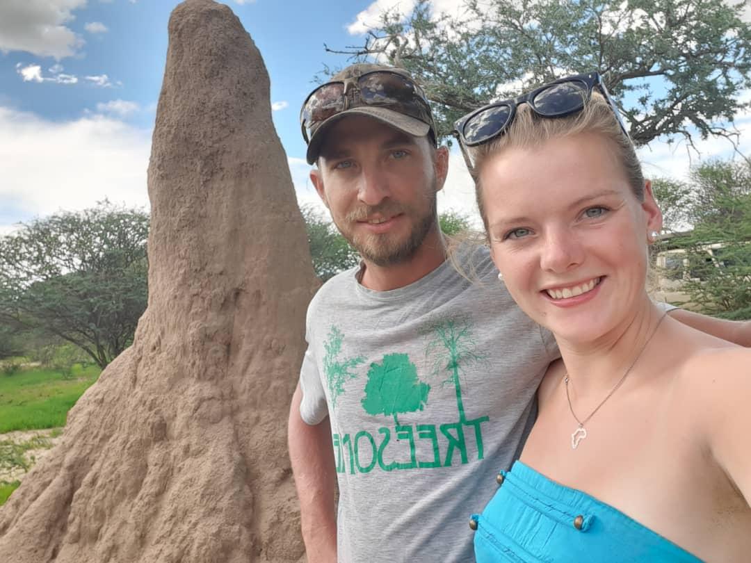 Heiraten in Afrika - Namibia