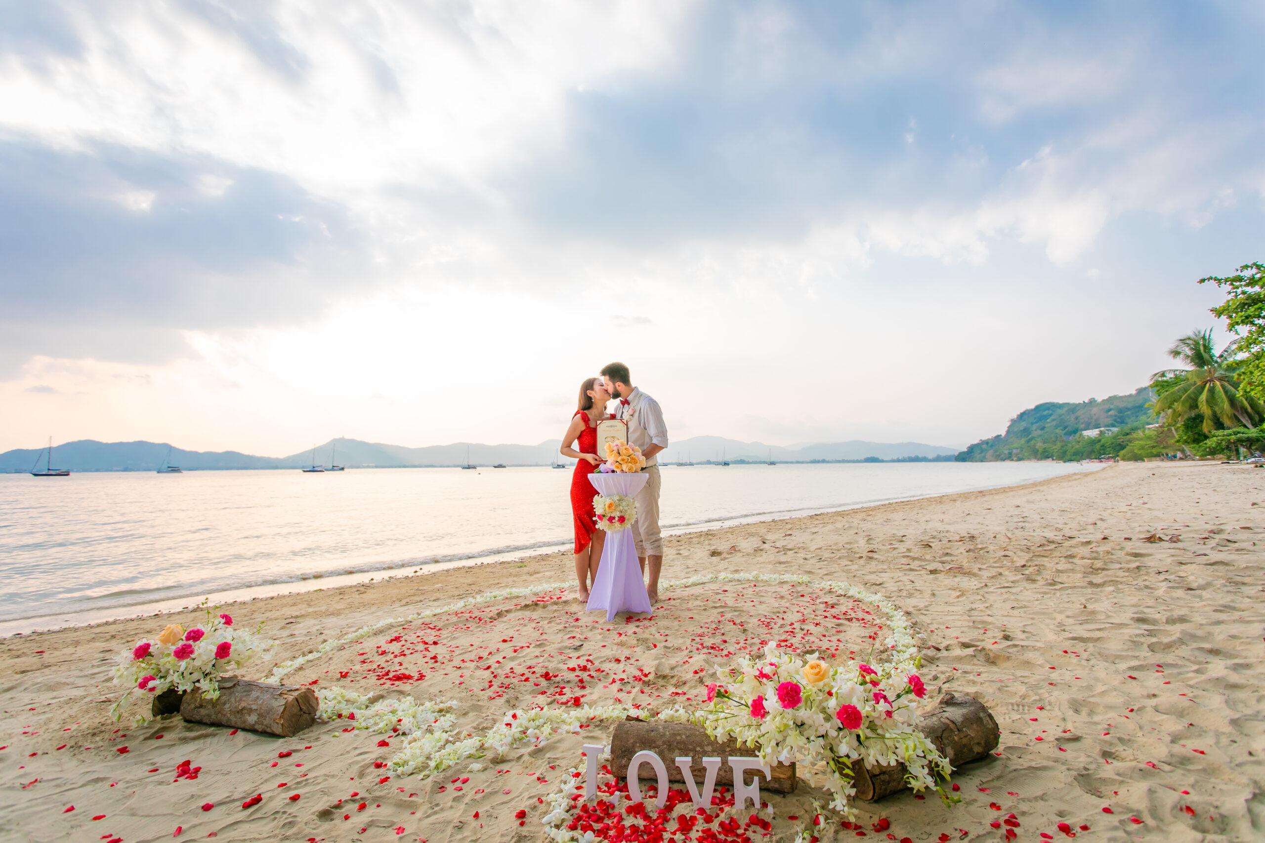 Hochzeitsplaner Ausland